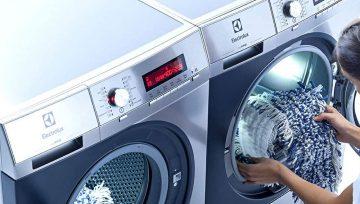 Mesin Laundry Electrolux MyPro 2x Lebih Cepat
